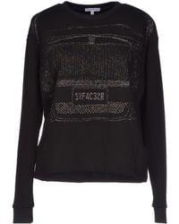 Surface To Air Sweatshirt black - Lyst