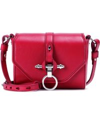 Givenchy Obsedia Leather Shoulder Bag - Lyst