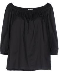 Miu Miu T-Shirt - Lyst