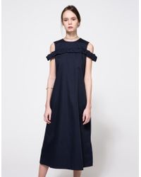 Toit Volant - Belleville 2.0 Dress - Lyst