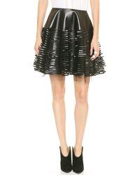 Sachin & Babi Sachin Babi Suri Miniskirt Black - Lyst