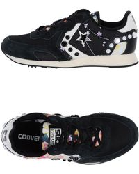 Converse Low-Tops & Trainers black - Lyst