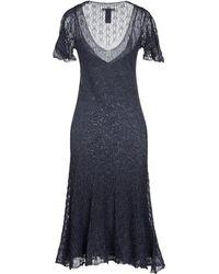 Zac Posen | Short Dress | Lyst