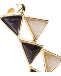 Isharya | Embellished Ear Cuffs | Lyst