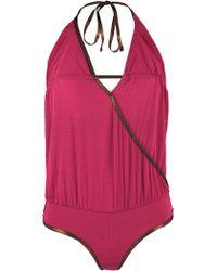 Albertine One-Piece Swimsuit - Jane - Lyst
