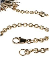 Fausto Puglisi Necklace gold - Lyst