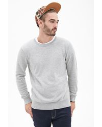 125adb403 Men's Forever 21 Sweaters and knitwear - Lyst