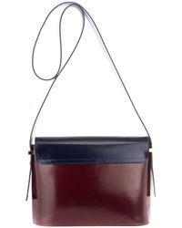 Mary Katrantzou Mvk Leather Shoulder Bag - Lyst