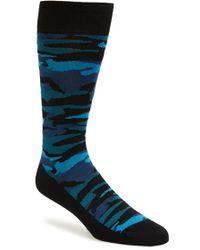 Paul Smith Camo Socks - Lyst