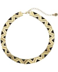 House Of Harlow 1960 Aura Collar Necklace - Lyst