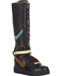 f2efecd0154 Lyst - Women s Nike Knee boots Online Sale