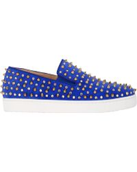Christian Louboutin Roller 1C1S Sneakers - Lyst