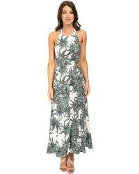 Mara Hoffman Tie Back Dress - Lyst