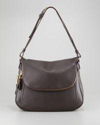 Tom Ford Jennifer Large Shoulder Bag - Lyst