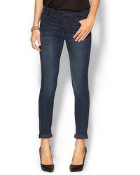 Joe's Jeans Rolled High Water Jeans - Lyst
