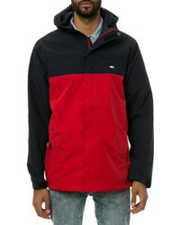 Obey The Transporter Jacket - Lyst