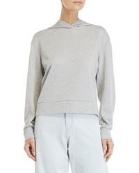 Cheap Monday - Attract Glitter Hoodie - Lyst