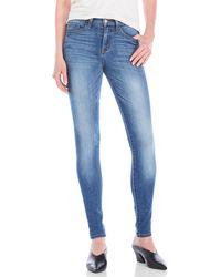 Flying Monkey - High-Rise Skinny Jeans - Lyst