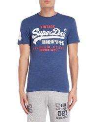 Superdry - Premium Goods Duo Tee - Lyst