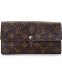Louis Vuitton - Sarah Wallet - Vintage - Lyst