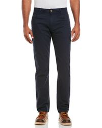 Tokyo Laundry - Five-Pocket Straight Twill Pants - Lyst