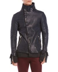 Incarnation - Leather Jacket - Lyst