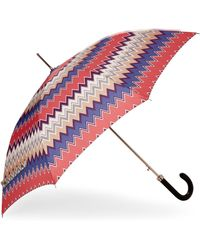 Missoni - Matteo Auto Stick Umbrella - Lyst