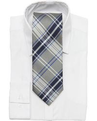 Beau Brummel Soho - Silk Plaid Tie - Lyst