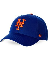 47 Brand - New York Mets Baseball Cap - Lyst