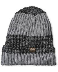Weatherproof - Marled Stripe Hat - Lyst