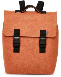 M.R.K.T. - Copper Carter Thermo Resin Backpack - Lyst