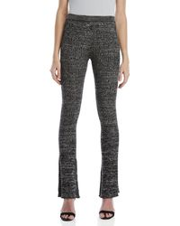 Sandro - Knit Lounge Pants - Lyst