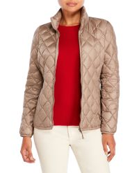 Weatherproof - Quilted Packable Ultra Light Down Jacket - Lyst