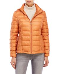 Weatherproof - Packable Quilted Down Jacket - Lyst