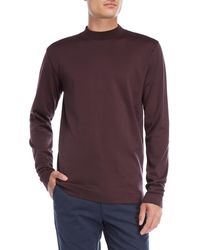 Norse Projects - Harald Interlock Long Sleeve Tee - Lyst