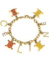 Céline - Macadam Bracelet - Vintage - Lyst
