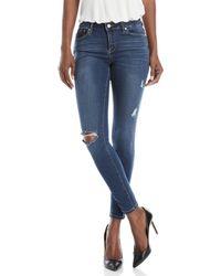 Velvet Heart - Classic Skinny Jeans - Lyst