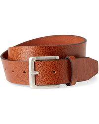 Timberland | Full Grain Leather Belt | Lyst