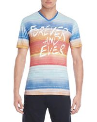 Antony Morato - Forever And Ever Tee - Lyst