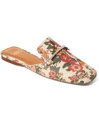a16e9b9b915 Lyst - Madden Girl Black   White Bailey Gingham Slip-on Sneakers in ...