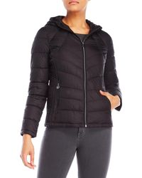 MICHAEL Michael Kors - Packable Down Quilted Jacket - Lyst