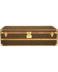 Louis Vuitton - Malle Cabine Steamer Trunk - Vintage - Lyst