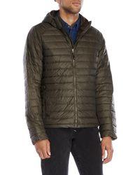 Weatherproof - Hooded Packable Down Jacket - Lyst