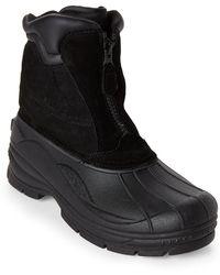 Khombu - Black Paul Snow Boots - Lyst