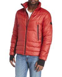 MICHAEL Michael Kors - Down Ski Jacket - Lyst