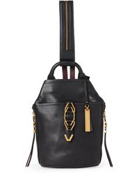 Vince Camuto - Leather Luk Sling Backpack - Lyst