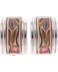Hermès - Clip-on Earrings - Vintage - Lyst