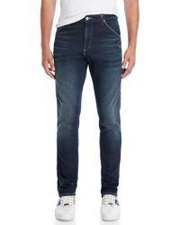 Armani Jeans - J02 Antifit Low Crotch Jeans - Lyst