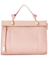 Foley + Corinna - Blush Dione Mini Satchel - Lyst