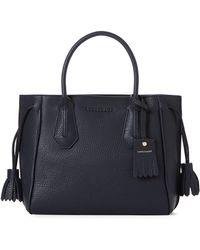 Longchamp - Midnight Blue Pénélope Tote - Lyst